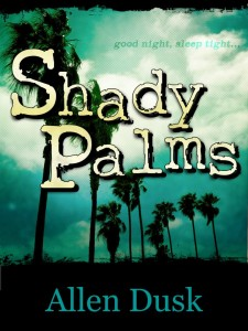 Shady palms cover