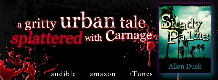 Splattered with Carnage Banner