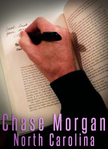 Chase Morgan Author headshot