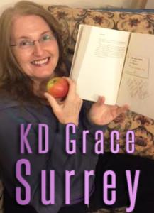 KD Grace Head Shot