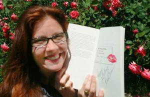 Rose author headshot traviling library