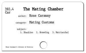 The Mating Chamber