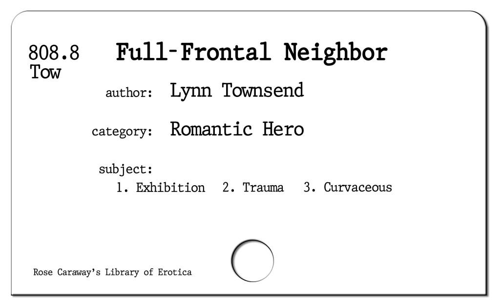 Full-Frontal Neighbor