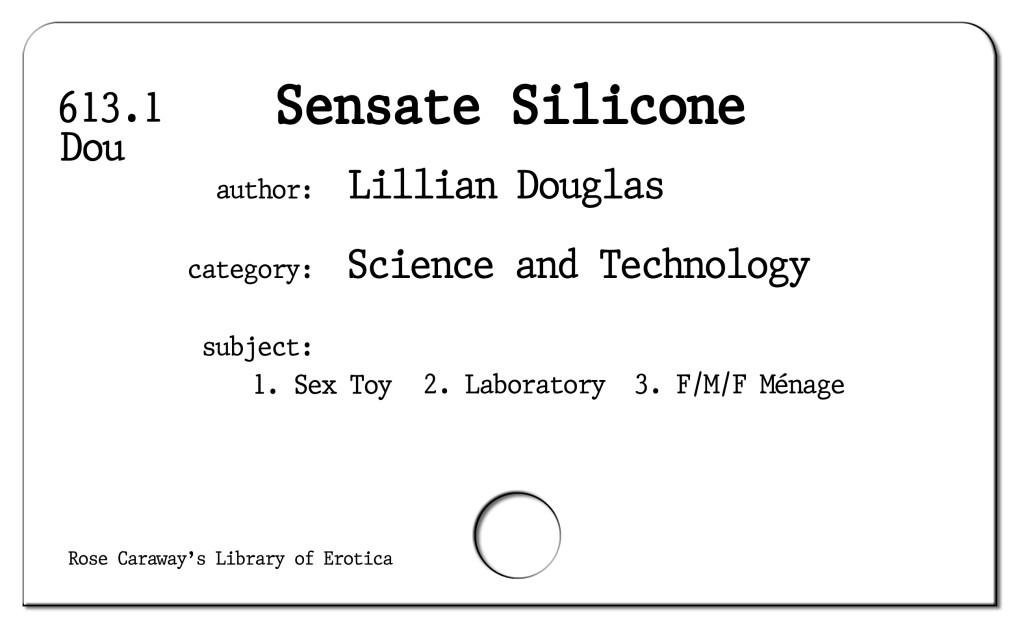 Sensate Silicone