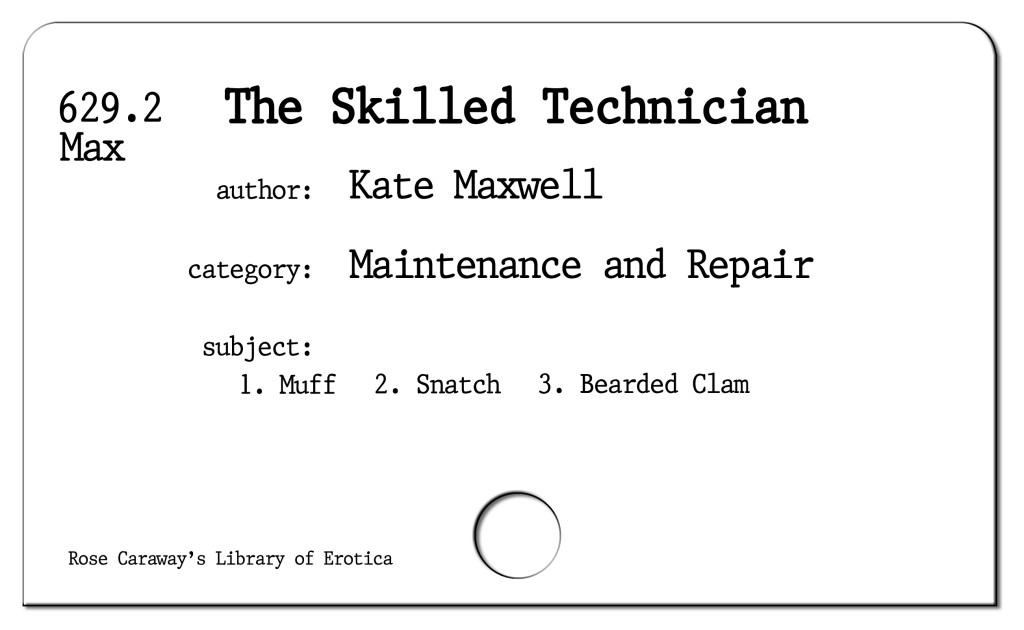 The Skilled Technician