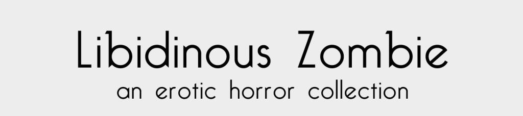 Libidinous Zombie Front Cover